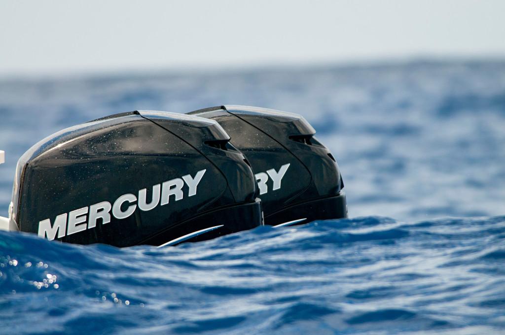 Silniki zaburtowe Mercury Verado