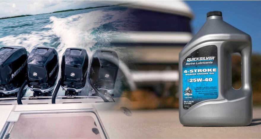 Quicksilver najlepszy olej do twojego silnika